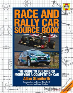 Race and Rally Car Source Book (30th Anniversary Edition)