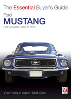 Ford Mustang - First Generation 1964 to 1973