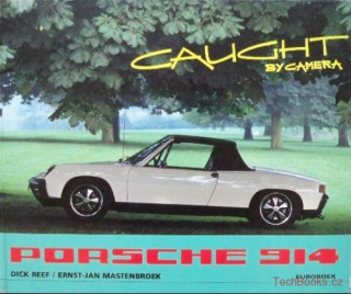 Porsche 914 Caught by Camera