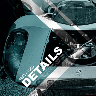 Details - Views under the skin of legendary sports cars 1965-69