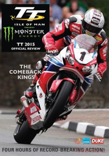 DVD: Isle of Man TT 2015 Official Review