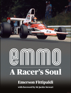Emerson Fittipaldi: Emmo - A Racer's Soul