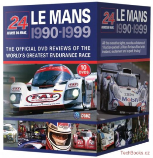 DVD: Le Mans Collection 1990-1999 (10 DVD)