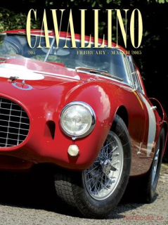 Cavallino Number 205 (February/March 2015)