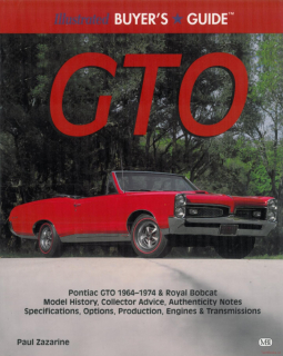 GTO: Illustrated Buyer's Guide