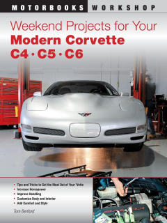 Weekend Projects for Your Modern Corvette: C4-C5-C6