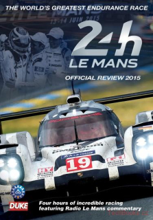 BLU-RAY: Le Mans 2015