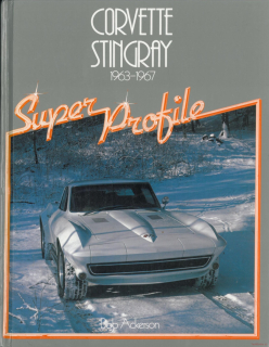 Chevrolet Corvette Stingray 1963-1967