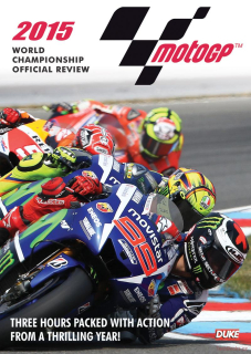 DVD: MotoGP 2015 Review