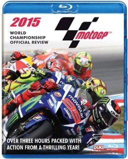 BLU-RAY: MotoGP 2015 Review
