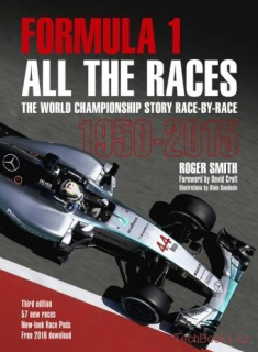 Formula 1: All the Races (3rd edition)