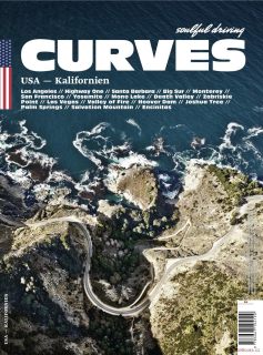 CURVES. Band 6: USA – Kalifornien