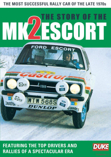 DVD: The Story of the Mk 2 Escort