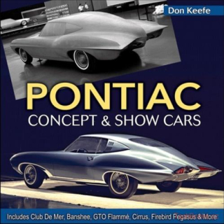 Pontiac Concept and Show Cars