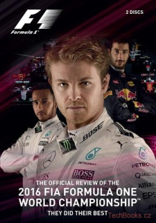 DVD: Formula 1 2016 Official Review